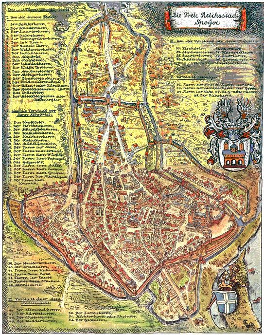 Speyer Germany Citiestips Com