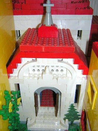 Lego Church